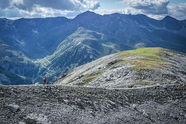 Trail Ortler Vinschgau Payerhütte