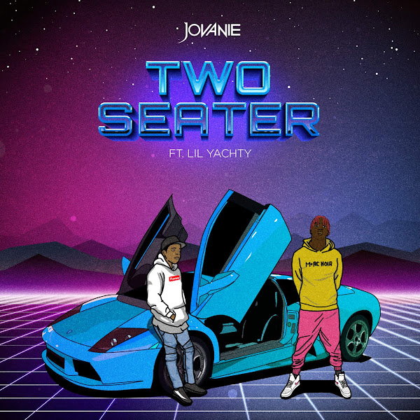Jovanie - Two Seater (feat. Lil Yachty) - Single Cover
