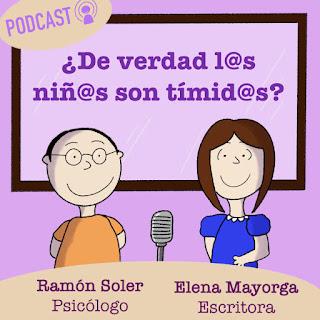 """Podcast """"Tiempo de vivir"""": Episodio 2 ¿De verdad l@s niñ@s son tímid@s?"""