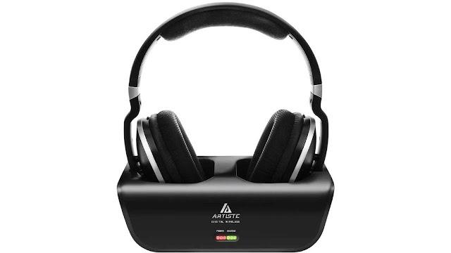 Artiste ADH300 Digital Over-Ear Stereo Headphone