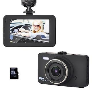 Dashboard Camera FHD