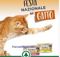 Logo ''Festa del Gatto Despar'': vinci gratis premi firmati Gourmet Gold e un super premio