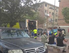 Mercadillo de la Palmilla: La pesadilla de los vecinos y de la Junta Municipal nº 5 Palma Palmilla