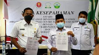 Pemkab Aceh Timur Tandatangani MOU dan MOA dengan Poltekkes Kemenkes Aceh