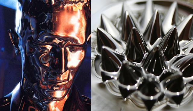 Scientists Have Created Programmable Shape-Shifting Liquid Metal