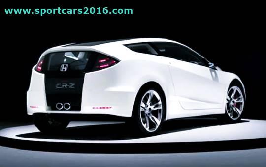 2017 Honda CR-Z Specs