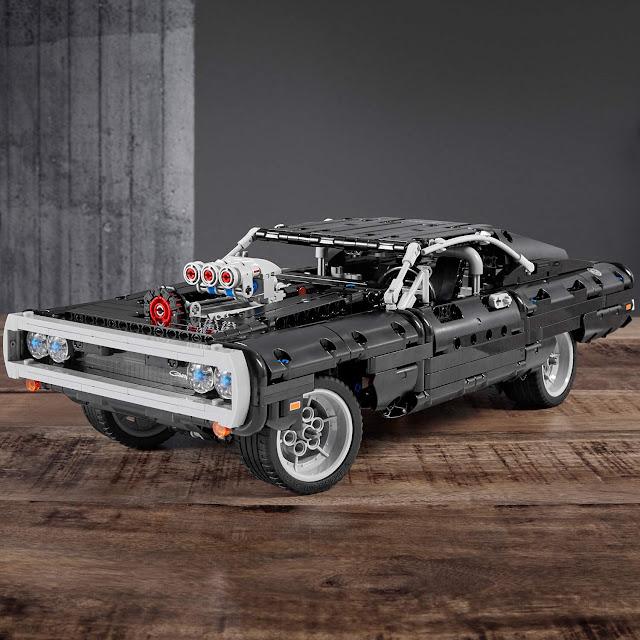 Lego Technic fast & Furious Race car