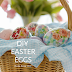 Decorating Easter Eggs with Paper Napkins