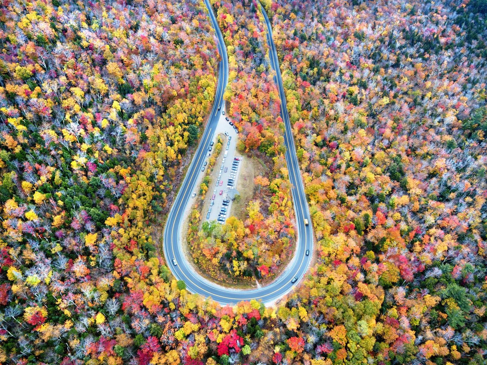 Northeast: Kancamahus Highway