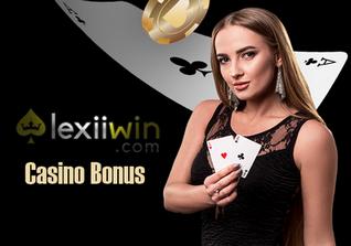 Lexiiwin no deposit bonus