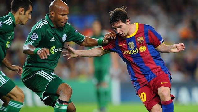 Boumsong révèle ce que lui a dit Messi en 2010 pour le chambrer