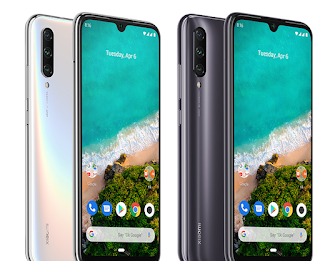 Review hp Xiaomi Mi A3 Terbaru Juli 2019