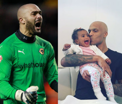 Super Eagles goalkeeper Carl Ikeme surviving Blood Cancer (Pics)