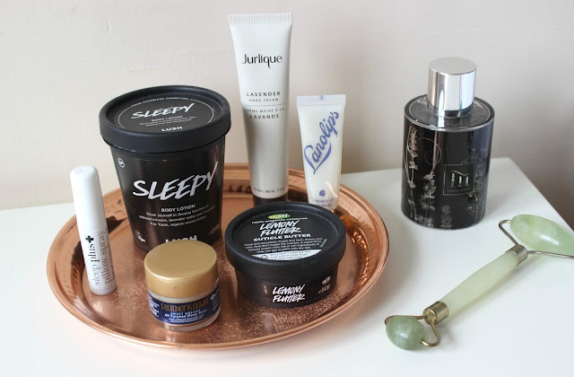 A review of essential beauty products for your bedside table