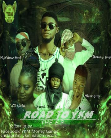 Music: Road to Ykm full E.P