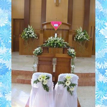 30+ ide dekorasi gereja untuk pernikahan - rouge confessions