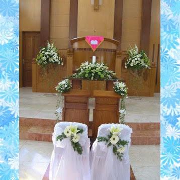 30+ trend terbaru dekorasi gereja untuk pernikahan