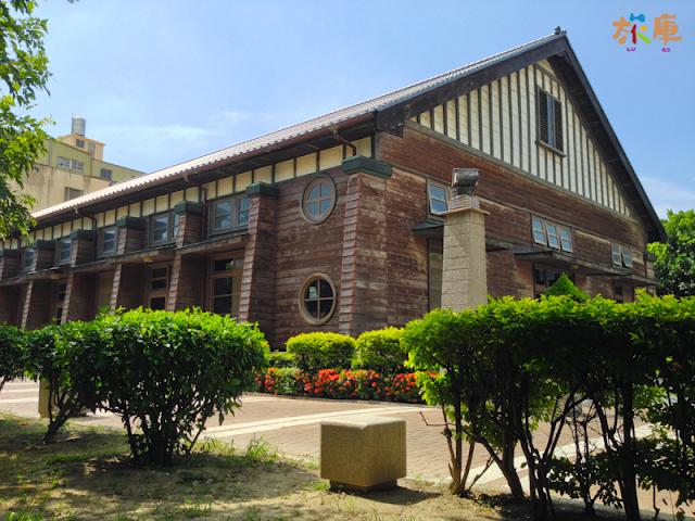 二林公學校禮堂