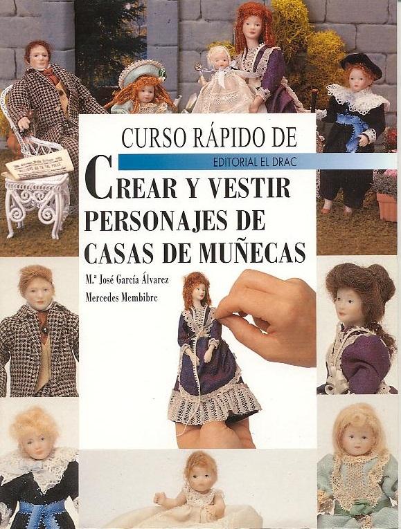 Испанский журнал о кукольной миниатюре