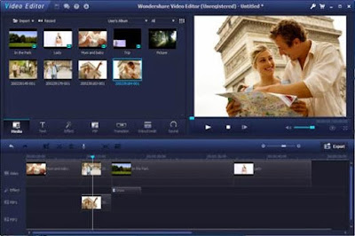 Wondershare Video Editor 5 Crack