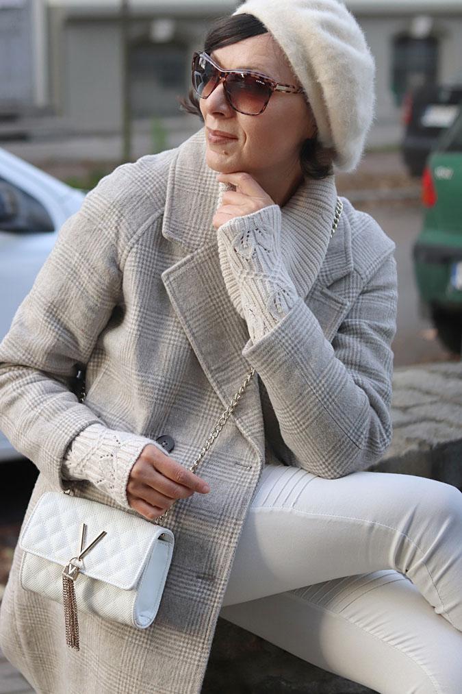 płaszcz zimowy stylizacje 2022