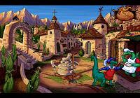 Videojuego Blazing Dragons