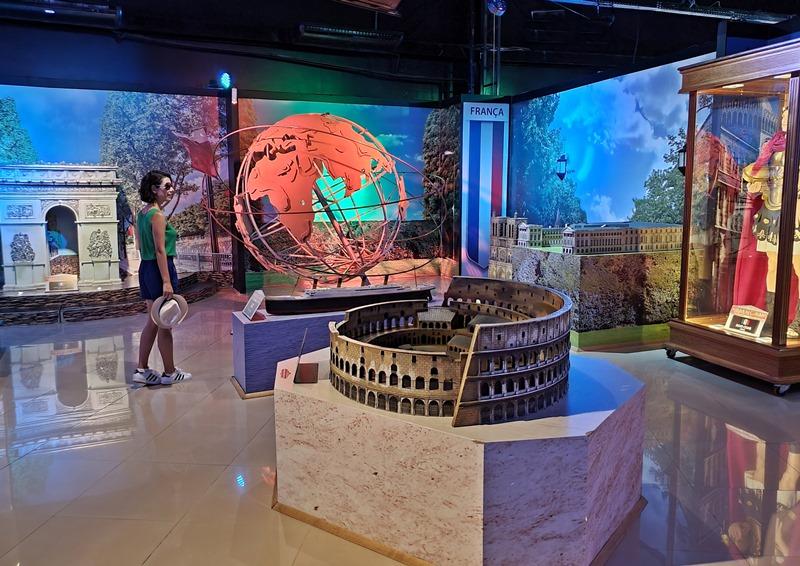 Dreams Park Show - Maravilhas do Mundo, Museu de Cera, Ice Bar...