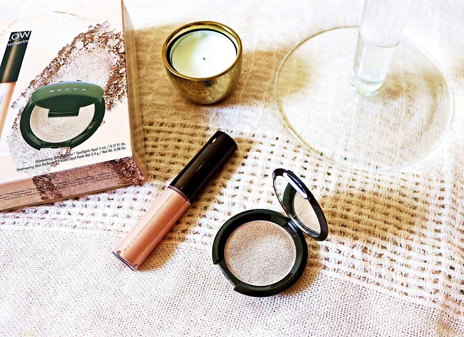 Najpiękniejszy rozświetlacz do twarzy | BECCA - Shimmering Skin Perfector