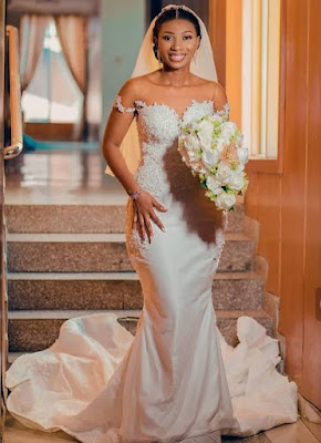 Nigerian wedding Gowns and Dresses