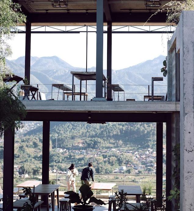Cafe Hits di Batu yang lagi Viral