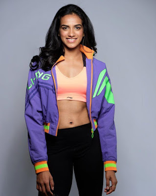 PV Sindhu in Forbes 13th Place!