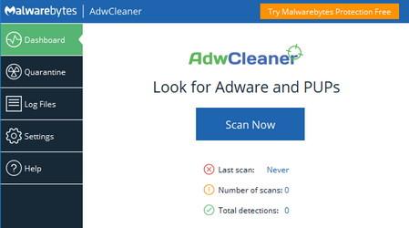 Malwarebytes AdwCleaner Download Grátis