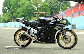 Collection Images Of Modifications Yamaha R15 - Modern Moto Magazine