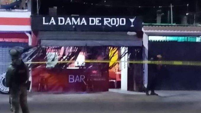 Ejecutan a cuatro personas en bar de Salina Cruz, Oaxaca