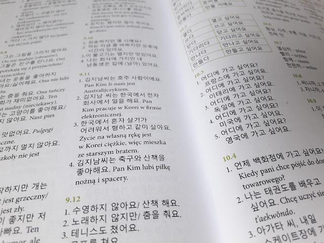 Koreański słowniczek