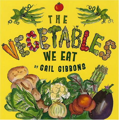 The Veggies We Eat, part of children's book review list about healthy eating
