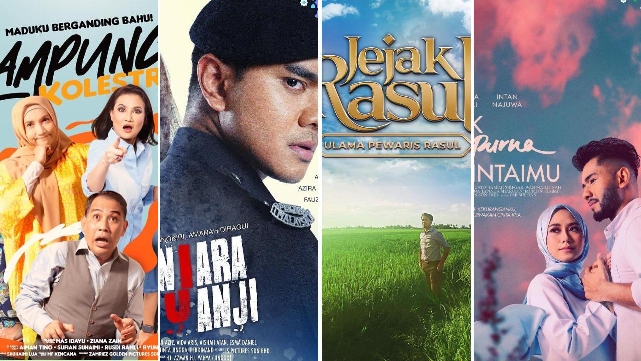Rancangan Menarik Sepanjang Bulan Ramadan Di TV3 Dan TV9