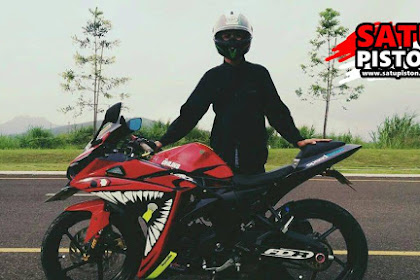 Modifikasi Yamaha Byson Fairing R25