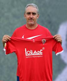 Fútbol Real Aranjuez Pablo Martín de Lozar