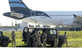 El vuelo interno, con 118 pasajeros a bordo, ha aterrizado en la isla