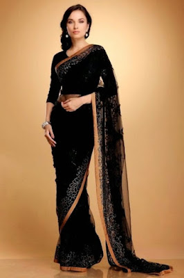 Latest Saree Designs 2015