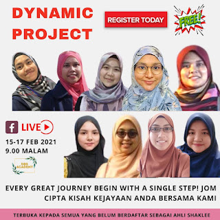 Dynamic Project: Jana Income Shaklee 1