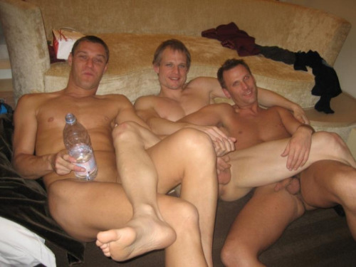 Sexy Straight Men Naked