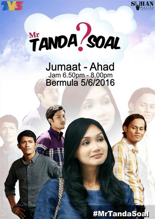 Sinopsis drama Mr. Tanda Soal TV3, pelakon dan gambar drama Mr. Tanda Soal TV3, Mr. Tanda Soal episod akhir – episod 13