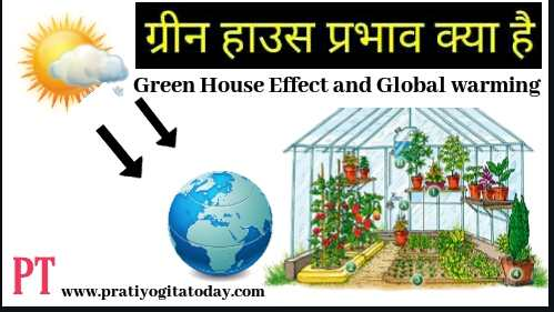 green house prabhav or global warming Kya h
