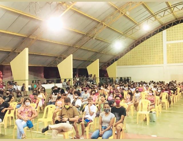 Associação Arte Cultura Lança Projeto Juventude Em Ação Com  Governo Da Bahia