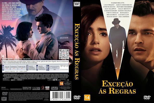 Capa DVD Exceção ás Regras [Custom]