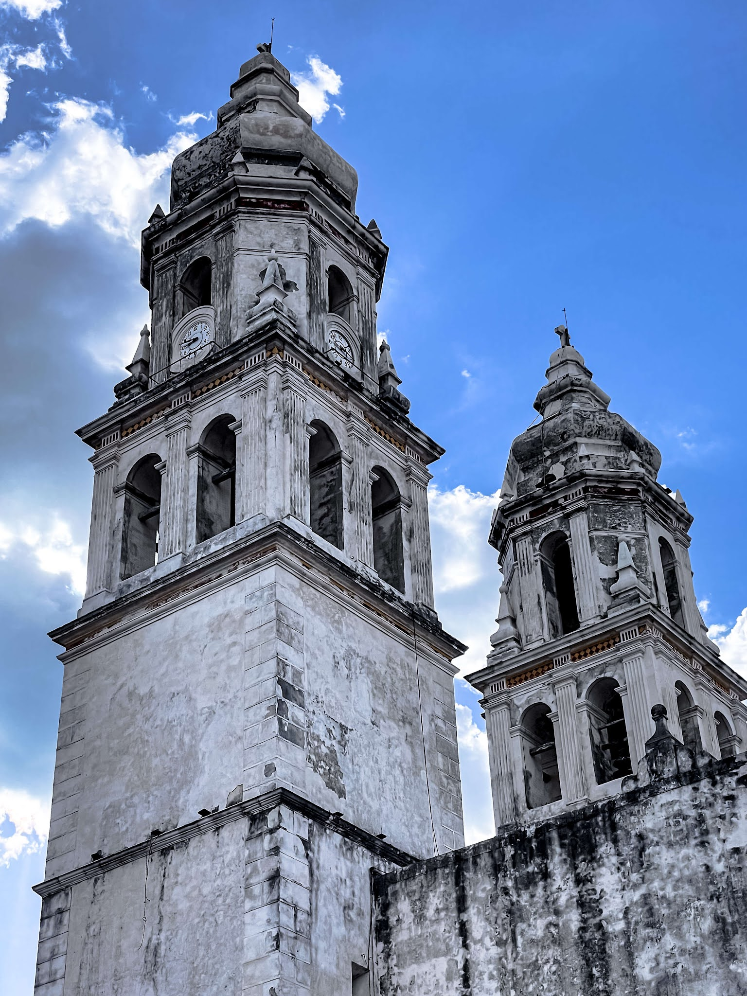 Campeche Mexique Voyage