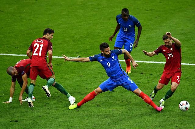 مشاهدة مباراة البرتغال وفرنسا بث مباشر اليوم