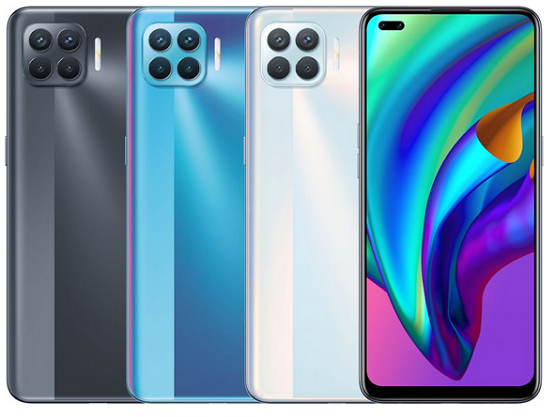 OPPO F17 Pro Launched with 48MP Quad Cameras, 8GB RAM